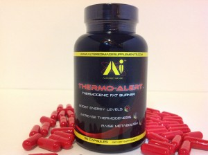 Thermo-Alert, thermogenic fat burner, energy pill