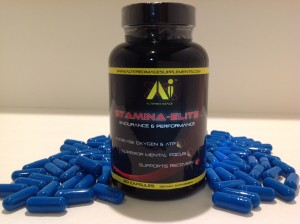 Stamina-Elite, oxygen and atp, superior mental focus