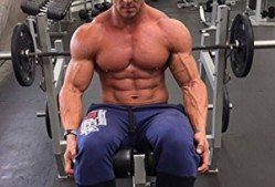 Jaco De Bruyn Workout