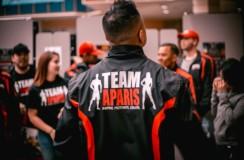 """IFBB Pro Derek Aparis \""""Team Aparis\"""""""